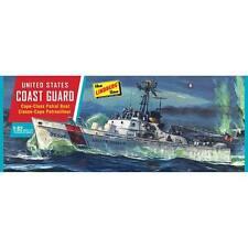 Lindberg US Coast Guard Patrol Boat 1/82 ship model kit new 216