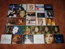 Céline Dion collection complète tout NEUF !!