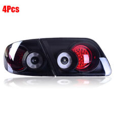 Tail Lights Led Smoke Lens Rear Taillight Assembly Lamp Fit For Mazda 6 2003 15 Fits Mazda 6