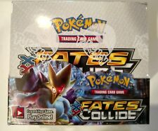 Pokemon Fates Collide Booster Box. Mint. Sealed. 36 packs.