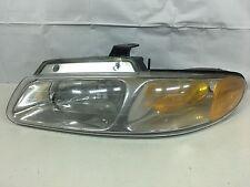 1996 - 1999 Dodge Caravan // Chrysler Voyager Headlight OEM LH (Driver)