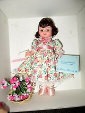 """Madame Alexander Spring Flowers 8"""" Doll Pristine in Mint Box #80070 QVC Exclusve"""
