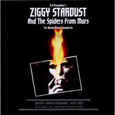Ziggy Stardust and The Spiders From Mars 5099990568329 by David Bowie CD