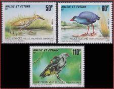 WALLIS ET FUTUNAN°446/448** Oiseaux TB 1993, Wallis Birds Set MNH