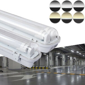 LED Feuchtraumleuchte IP65 60 / 120 / 150 cm Wannenleuchte   LED Röhre Leuchte