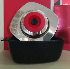 MAGIC COOKER  Pentola quadrata+coperchio quatondo inox18/10 dim. 30x30cm+omaggio