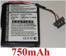 Batterie 750mAh type T300  Pour Navman F15
