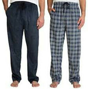 Nautica Men's 2Pack Sueded Fleece Pant