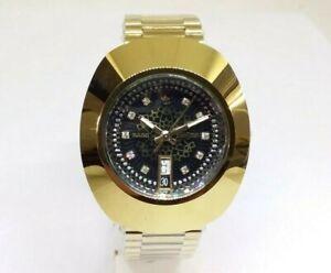 Rado Diastar Day Date Sealed Automatic Men's Wrist Watch