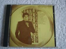 Leonard Cohen : Greatest Hits  CD (1992)