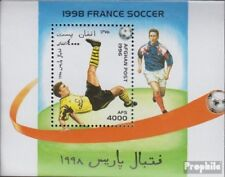 Afghanistan block88 (complete.issue.) unmounted mint / never hinged 1996 Footbal