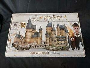 New Harry Potter Hogwarts Castle 3D Puzzle. 428 pieces.