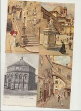 FIRENZE FLORENCE ITALY ITALIE 300 CPA (mostly pre-1920)