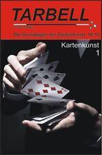 "Tarbell Course in Magic ""Kartenkunst 1"" Zauberbuch (81062)"