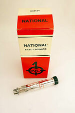 NOS National BC8134 Vidicon TV Camera Tube NIB