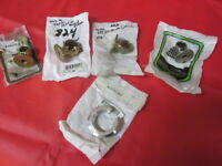 NOS Arctic Cat Shock Absorber Parts Lot Misc Eyelets & Retainer Fox