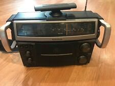 *RADIOSHACK* 12-795 AM FM CB TV Weather Radio Aircraft Portable Direction Finder