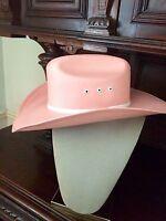 Cody James Cowboy Cowgirl Salmon Pink Hat Western Girls