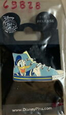 Wdw Disney 2009 Character Sneaker Series Donald Duck Pin New on Card - Pp #69828