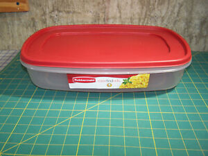 Easy-Find Lids Food Storage Container,No 1780627, Rubbermaid Inc 24 Cup 5.6L