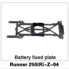 Walkera Runner 250 Advance Batteria piastra fissa Runner  250(R)-Z-04 F16485