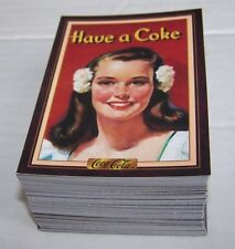 1994 Coca Cola Series 3 Complete Set 100 cards By Collect-A-Card Great Condition