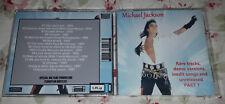 Michael Jackson - CD Rare tracks, demo versions, inedit songs and unreleased 1