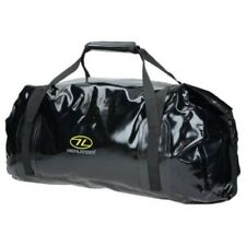 Highlander Mallaig Drybag Waterproof 35l Duffle Bag 5034358037116 Black