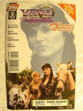 Xena Warrior Princess The Orpheus Trilogy No 2 Photo Cover Lucy Lawless Comic