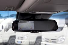 "Normal interior mirror+4.3"" LCD display,fit Toyota,Ford,Nissan,Honda,etc,DP1"