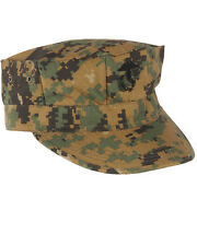 Mil-Tec USMC Feldmütze RipStop Mütze Cap Kappe Schirmmütze Jagdmütze S-XXL