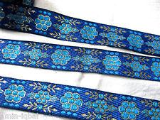 ca,33mm breit B183 1m Borte in verschiedenen Farben