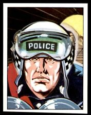 Panini Action Man Sticker 1983 No. 137