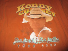 "2006 Kenny Chesney ""The Road & The Radio"" Concert Tour (Xl) T-Shirt"