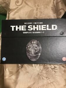 THE SHIELD DELUXE EDITION COMPLETE SEASONS 1-7 WITH BONUS DISC