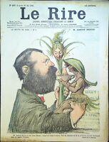 Le RIRE N° 290 du 26  Mai 1900