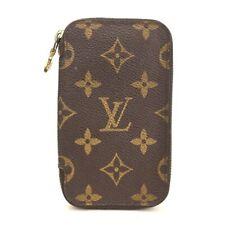 100% Authentic Louis Vuitton Monogram Pochtte 6 Ring Key Case /u258