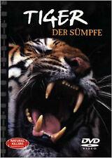 Tiger der Sümpfe - Dokumentation - Buch + DVD