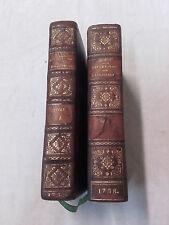 Charles Dutot - Reflexions politiques sur les finances - 1738- 2 tomes - E.O
