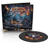 Accept - The Rise of Chaos - New Digipak CD Album