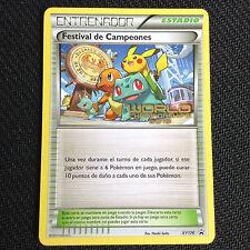 Pokemon Card CHAMPIONS FESTIVAL XY176 FESTIVAL DE CAMPEONES WORLDS 2016 SPANISH