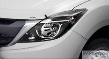 Genuine Mazda BT50 Headlight Protectors Headlamp Covers UP UR Model 2011-Current