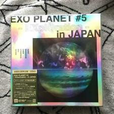 EXO PLANET #5 EXplOration in JAPAN Limited Edition DVD Sealed New