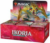 Ikoria: Lair of Behemoths Booster Packs x3 (MTG) Factory Sealed MTG Magic