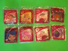 2009 McDonalds - Strawberry Shortcake - set of 8 *MIP*
