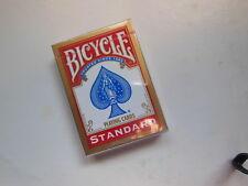 LOT 3 option A -1 JEU ENTIER SPECIAL BICYCLE - DOS BLEU OU ROUGE -Tour de MAGIE