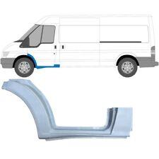 Ford Transit 2000-2013 1/3 Vorne Schweller Reparaturblech Kotflügel / Links