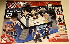 WWE Stackdown /Smack Down Ring Roman Reigns, Seth Rollins & Ultimate Warrior New