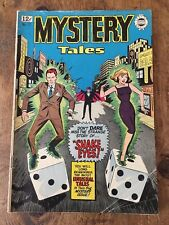 1964 Superior Comics Mystery Tales #17 VG+ Snake Eyes SILVER AGE See My Store