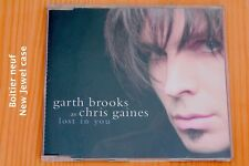 Garth Brooks As Chris Gaines – Lost In You - Boitier neuf - CD Single Promo
